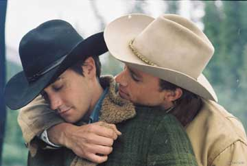 Gay people are cowboys, ranchers, farmers, construction workers, ...